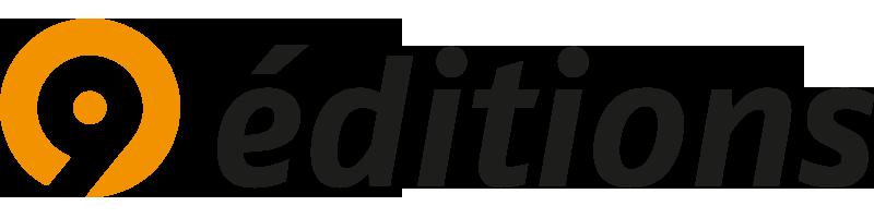 Logo 9 editions